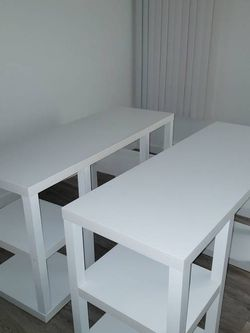 """60"""" x 22"""" White Office Desk for Sale in Portland,  OR"""