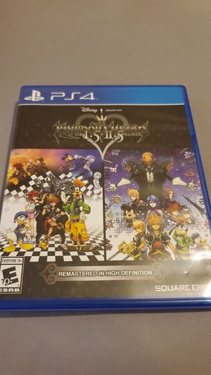 Kingdom Hearts 1.5 and 2.5 for Sale in Baytown, TX