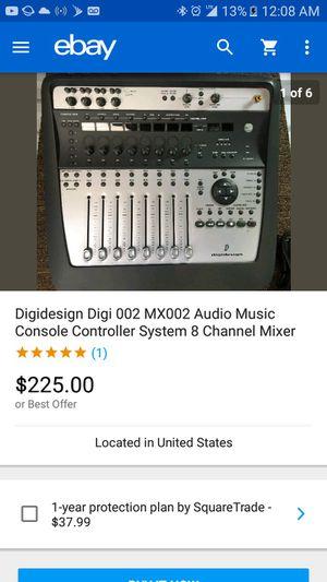 Digi design 002 Works great!!! for Sale in North Highlands, CA