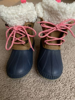 Snow boots size 10/11 for Sale in Portland, OR
