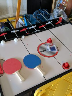Table Hockey, Foosball, Table Tenis for Sale in Vancouver,  WA