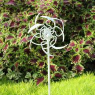 New Fairy Gardening Miniature Pinwheel Set of 3 - Available in Creme for Sale in Colorado Springs, CO
