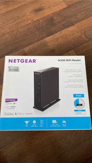 N300 Wifi Router Netgear for Sale in Miami, FL