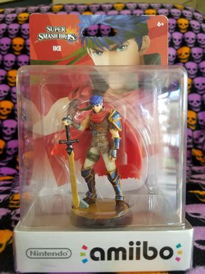 NA Ike Amiibo NIB for Sale in Dunedin, FL