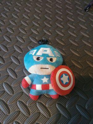 Marvel's Captain America Plush for Sale in Cypress, TX