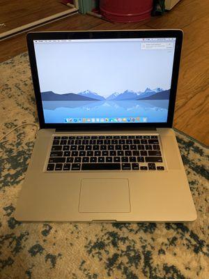 """15"""" Unibody MacBook Pro for Sale in Hattiesburg, MS"""