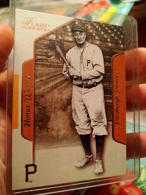 Honus Wagner Baseball Cards lot 1994-2003 Baseball Cards for Sale in Tampa, FL