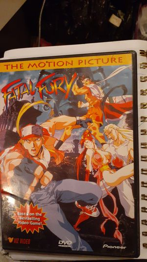 Fatal fury dvd for Sale in Dry Ridge, KY