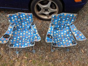 Kids camping chairs for Sale in Sumner, WA
