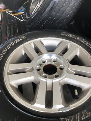 06/07 F-150 stock rims for Sale in Katy, TX