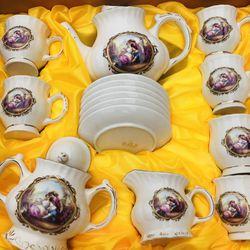Brand new Tea set or Coffee set / Turkish or Arabic style or Russian tea set 6 people tea set for Sale in Springfield,  VA