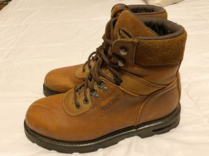 Wolverine working boots for Sale in Tucson, AZ