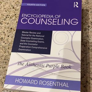 Enclyclopedia of Counseling for Sale in Austin, TX