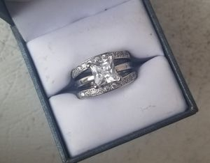 Three Band Wedding Ring Set size 7 for Sale in Gresham, OR