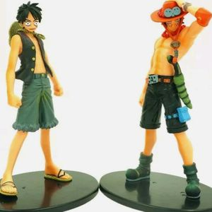 One Piece Anime Luffy And Ace Figure Set for Sale in Hialeah, FL