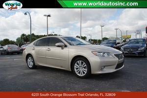 2014 Lexus ES 350 for Sale in Orlando, FL