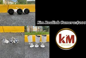 KM Realink Camera for Sale in Orlando, FL