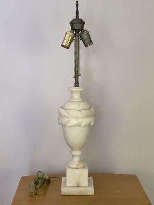 Vintage Italian Alabaster Lamp for Sale in Miami, FL