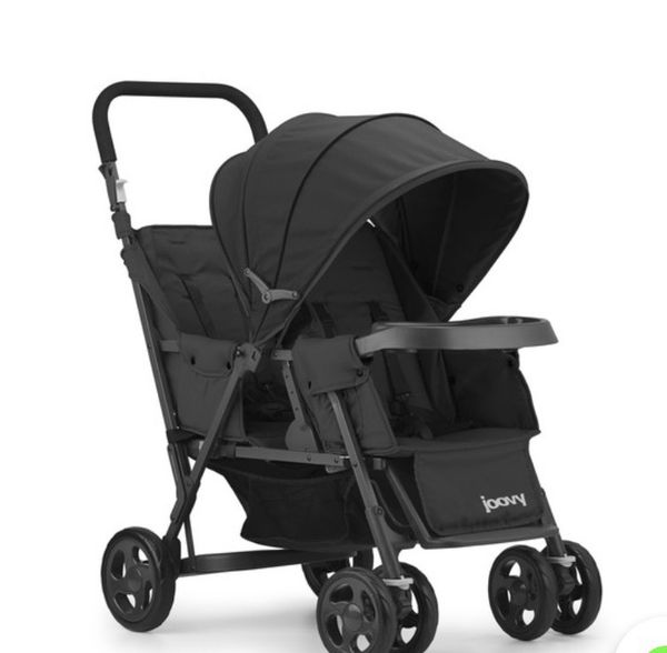 Joovy Stand and Sit double stroller