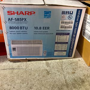 SHARP AC Window Unit for Sale in Renton, WA