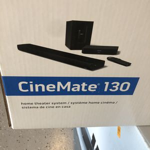 Bose CineMate 130 Surround Sound System for Sale in Spring, TX