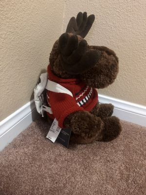 Mac the Moose American Eagle Plush Stuffy New With Tags for Sale in Las Vegas, NV