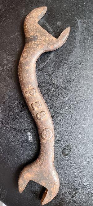 Vintage railroad wrench for Sale in Manassas Park, VA