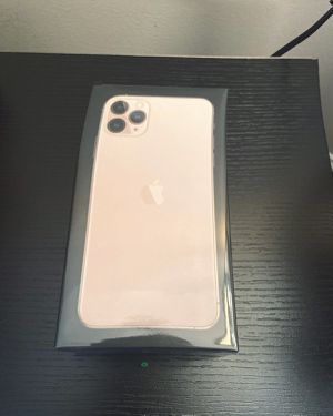 ⇛ UNLOCKED New Apple iPhone 11 Pro Max 256GB Gold Firm Price⇛ for Sale in Peoria, IL
