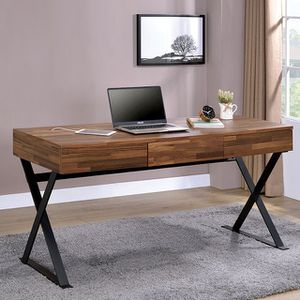Computer Desk with USB & POWER OUTLET for Sale in Los Angeles, CA