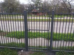 Custom metal fences and gates for Sale in Houston, TX