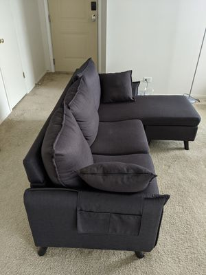 Sectional sofa for Sale in Deerfield, IL