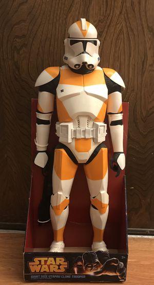 """Star Wars Jakks Pacific 31"""" Utapau Clone Trooper Action Figure for Sale in Los Angeles, CA"""