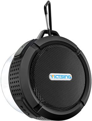 VicTsing SoundHot C6 Portable Bluetooth Speaker Suction Cup for Sale in Los Angeles, CA
