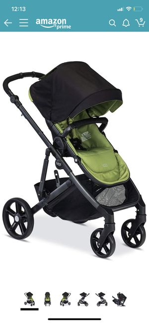 Britax double stroller for Sale in Durham, NC
