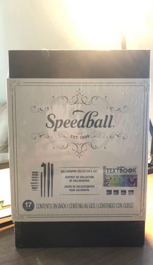 Speedball Calligraphy Set for Sale in Washington, DC