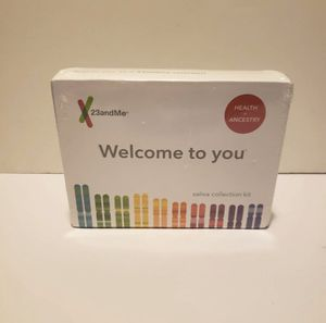 NEW/SEALED 23 & ME HEALTH & ANCESTRY for Sale in Newport News, VA