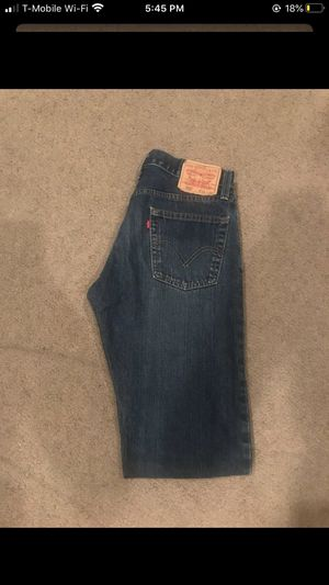Men's Levi's 505 Jeans W 31 L 32 for Sale in Santa Clara, CA
