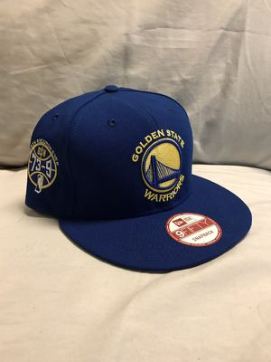 Golden State Warriors 73-9 best Record Ever New Era SnapBack Hat for Sale in San Francisco, CA