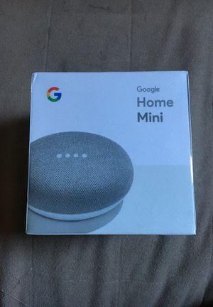 Google home mini for Sale in Wilmington, CA