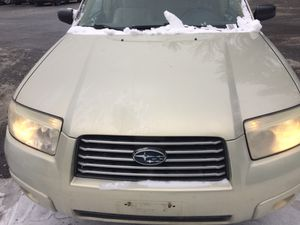 130k miles 2.5X 06 Subaru Forester for Sale in Waltham, MA