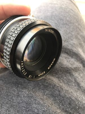 nikon lense for Sale in Houston, TX