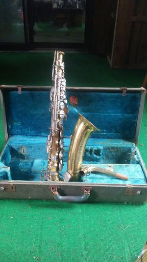 1957-1958 Conn Alto Saxophone for Sale in Elyria, OH