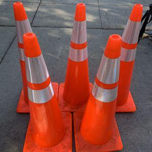 Orange Traffic Cones for Sale in Union City, CA