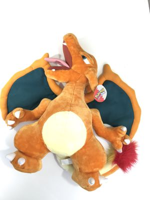 Pokemon Charizard 1999 Vintage Giant Plush NWT for Sale in Santa Ana, CA