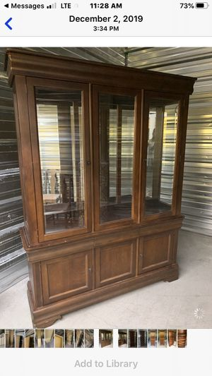 China cabinet for Sale in Ruston, WA