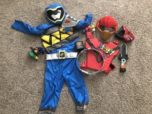 Power Rangers toy set for Sale in Bettendorf, IA