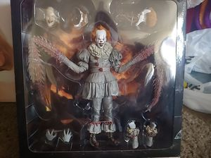 Pennywise the dancing 🤡 action figure by necca for Sale in Irvine, CA