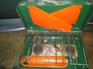Camping stove for Sale in Fresno, CA