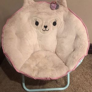 BRAND NEW Kids Collapsible Saucer Chair for Sale in Newport Beach, CA