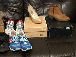 Women n kids sneakers for Sale in South Williamsport, PA